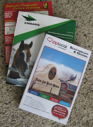 Scottsbluff phonebooks