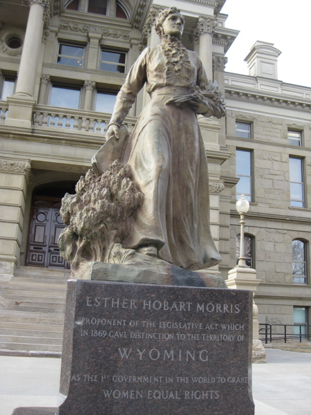 Women in sculpture: Cheyenne, Wyoming | SCB Citizen