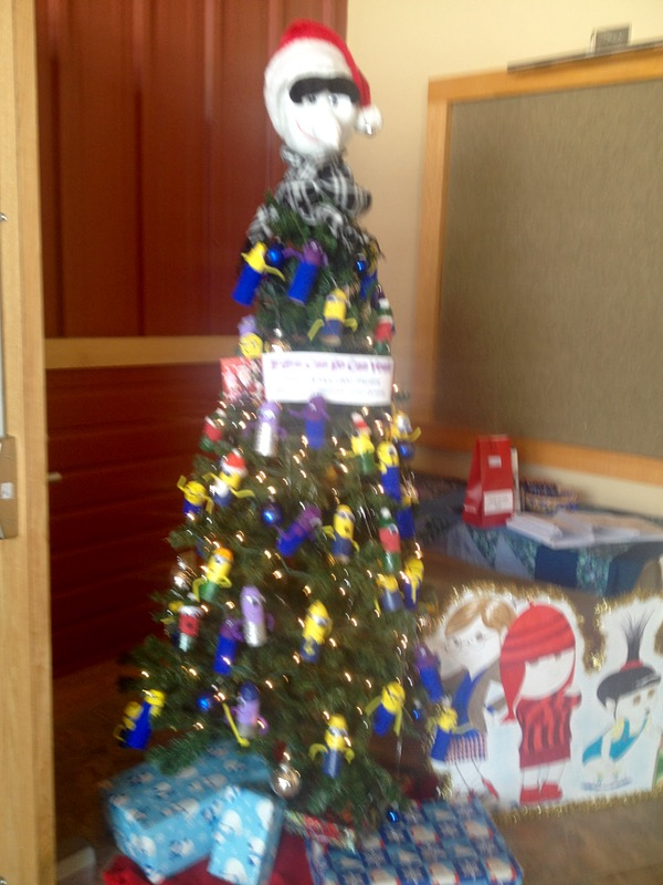 DHHS tree