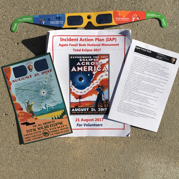 volunteer packet